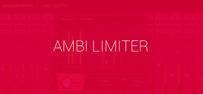 ImageBouton Ambi Limiter On