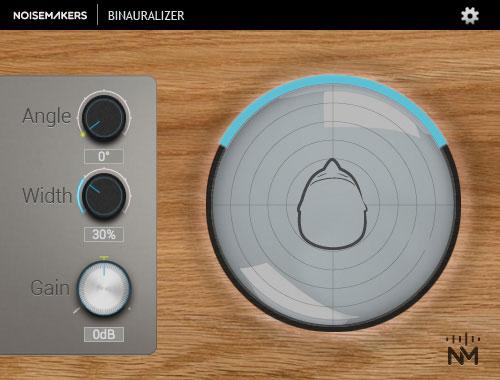 Interface Binauralizer Bois