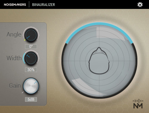 BINAURALIZER | Noise Makers